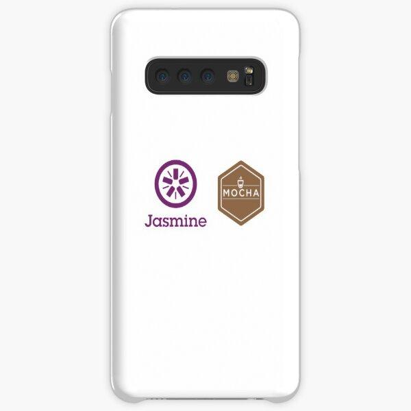 Jasmine Mocha js pack Unit Test Framework Samsung Galaxy Snap Case