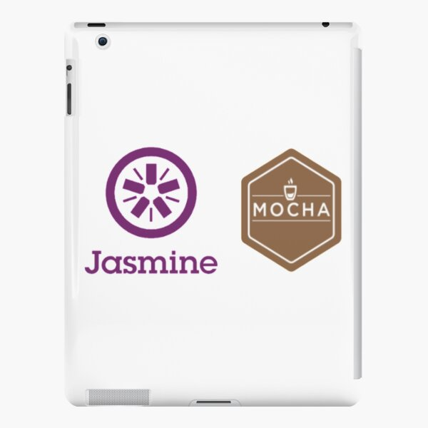 Jasmine Mocha js pack Unit Test Framework iPad Snap Case