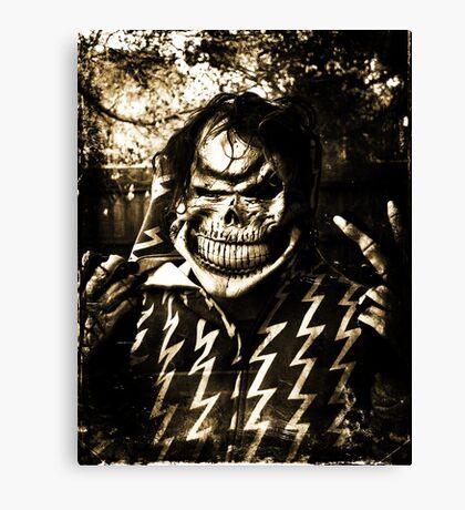 Scary Children Canvas Print