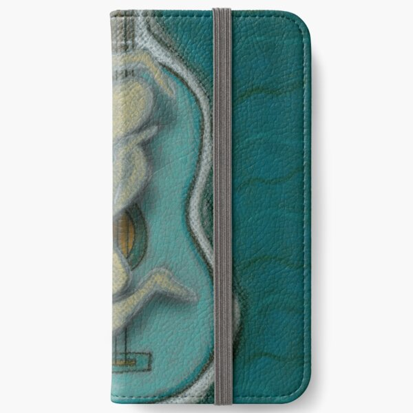 The Music Within Your Soul-V iPhone Wallet