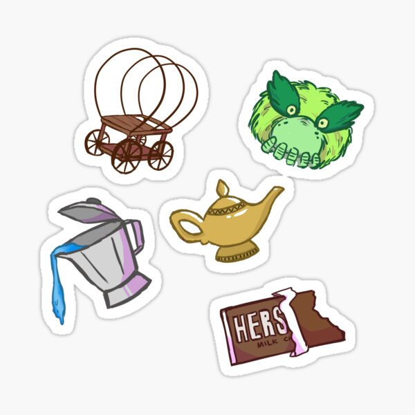 Starkid Props Set 2 Sticker