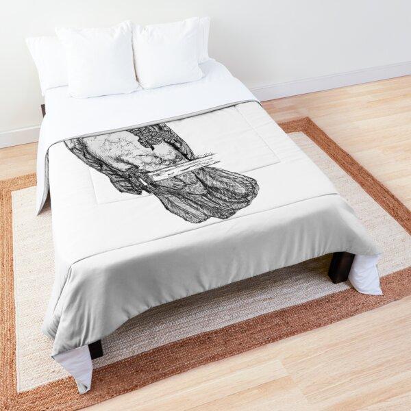 Frisky the Cockatoo Comforter