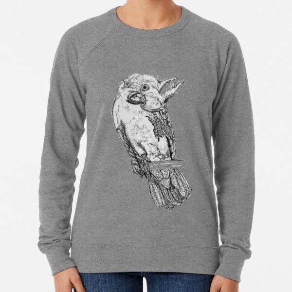 Frisky the Cockatoo Lightweight Sweatshirt