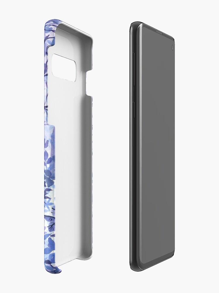 Alternative Ansicht von Lavendel Hülle & Klebefolie für Samsung Galaxy