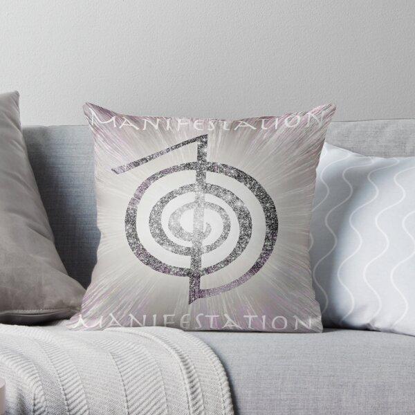 Manifestation Throw Pillow
