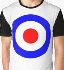 Tank Girl (Booga's Bullseye) Graphic T-Shirt