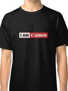 I AM CANON - Camera Shirt Classic T-Shirt