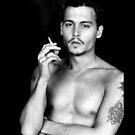 Johnny Depp by ioanna1987