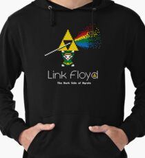 Link Floyd: the Dark Side of Hyrule Lightweight Hoodie