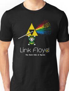 Link Floyd: the Dark Side of Hyrule Unisex T-Shirt