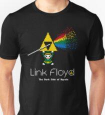 Link Floyd: the Dark Side of Hyrule Slim Fit T-Shirt
