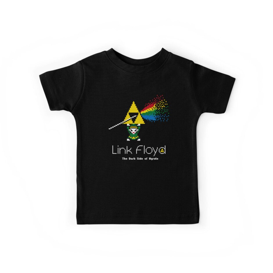Link Floyd: the Dark Side of Hyrule von CMorkaut