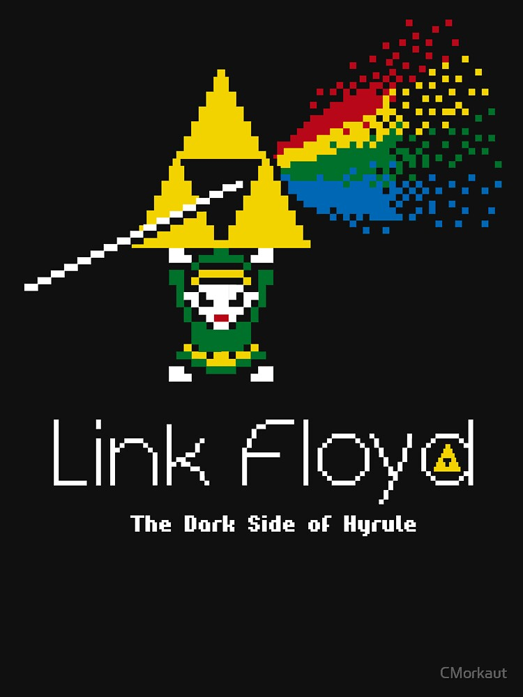 Link Floyd: the Dark Side of Hyrule | Unisex T-Shirt