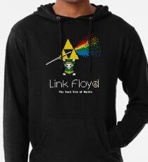 Sudadera con capucha ligera Enlace Floyd: el lado oscuro de Hyrule