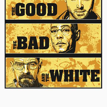 the good, the bad, and the white by CMorkaut