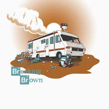 Breaking Brown by CMorkaut