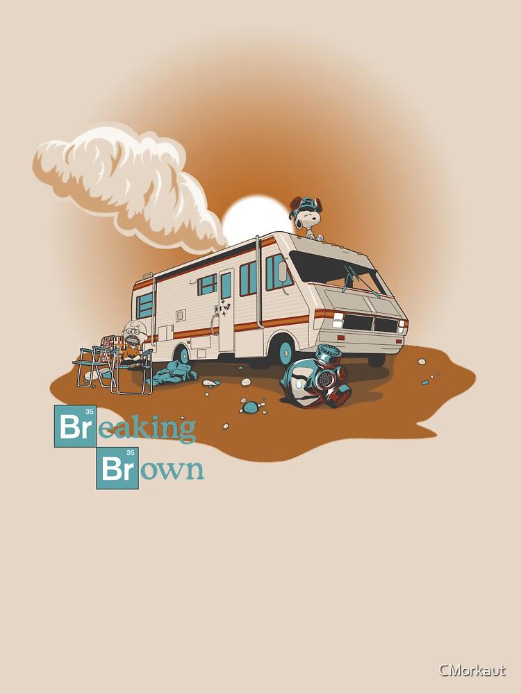 Breaking Brown | Unisex T-Shirt