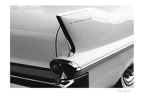 Cadillac Tail by Richard Wilkins