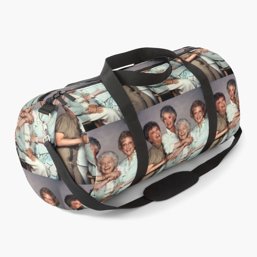 The Golden Girls Duffle Bag