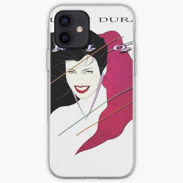 Duran duran rio iPhone Soft Case