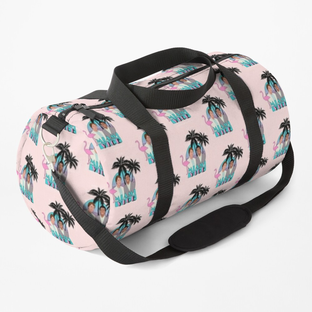 Miami Vice Duffle Bag