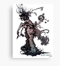 Lady Crawley Metal Print