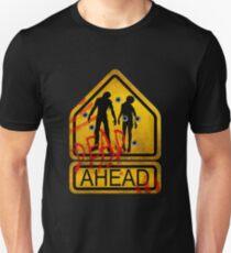 "Caution ""Dead Ahead"" T-Shirt"