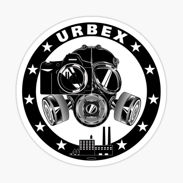URBEX 2 Sticker
