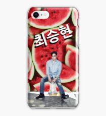 BIGBANG TOP_ Watermelon iPhone Case/Skin