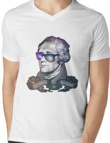 Hamilton: Go Ham or Go Home! Mens V-Neck T-Shirt