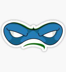 Teenage Mutant Ninja Turtles - LEONARDO MASK Sticker