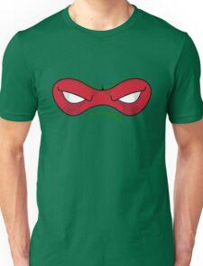 Teenage Mutant Ninja Turtles - RAPHAEL MASK Unisex T-Shirt