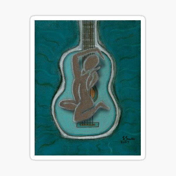 The Music Within Your Soul-C Sticker