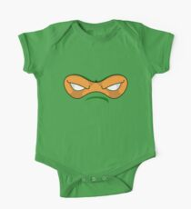 Teenage Mutant Ninja Turtles - MICHAELANGELO MASK Kids Clothes
