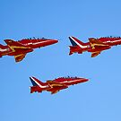 Red Arrows by Stuart Robertson Reynolds