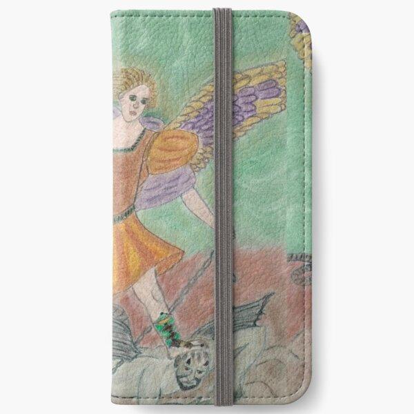 Archangel Michael iPhone Wallet