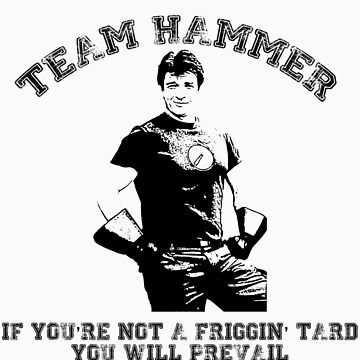 TEAM HAMMER by justina