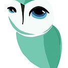 Regal Owl by annieclayton
