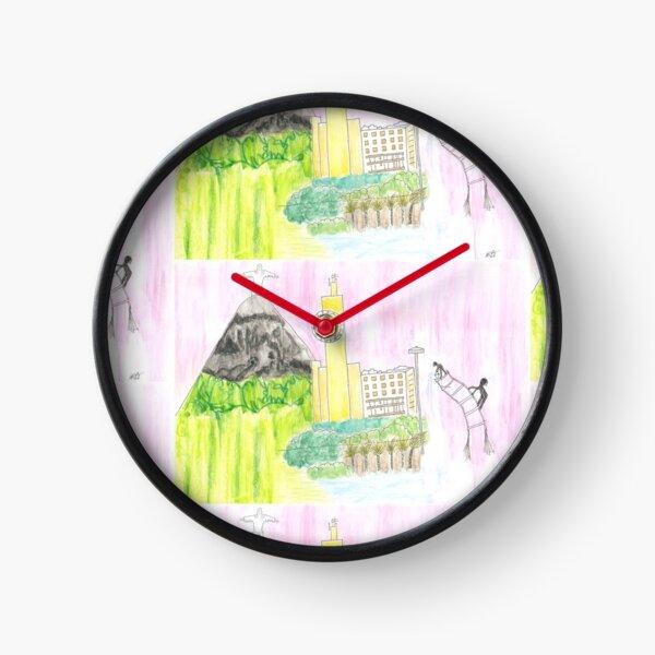 Clockwork Clock