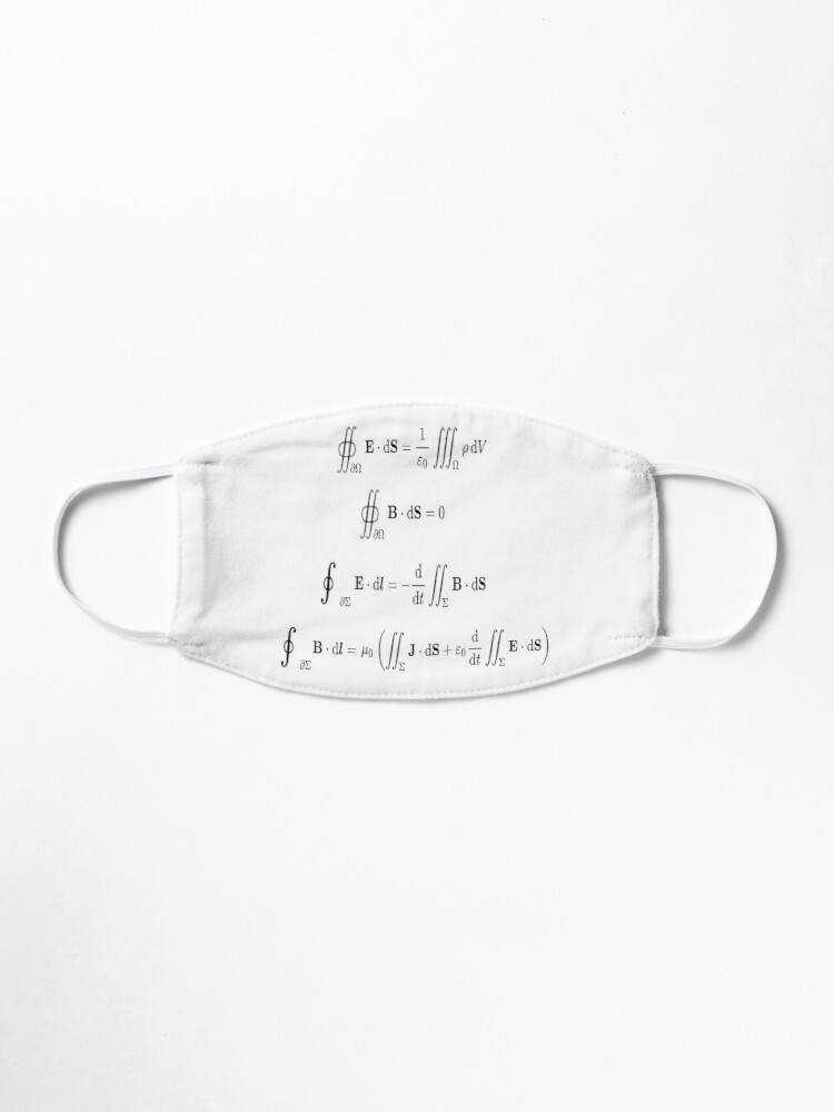 Alternate view of Maxwell's equations, #Maxwells, #equations, #MaxwellsEquations, Maxwell, equation, MaxwellEquations, #Physics, Electricity, Electrodynamics, Electromagnetism Mask