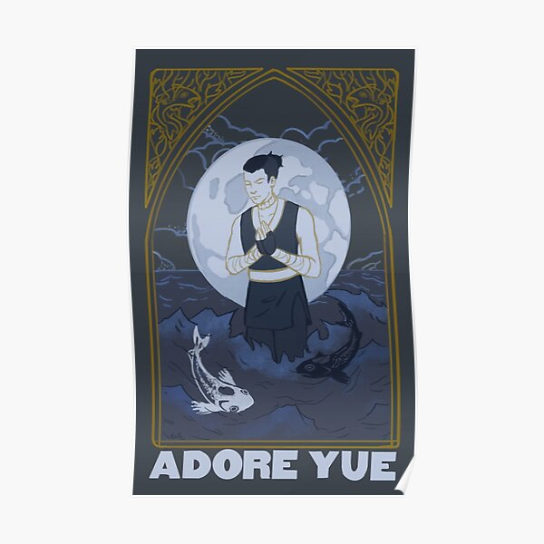 Adore Yue Poster