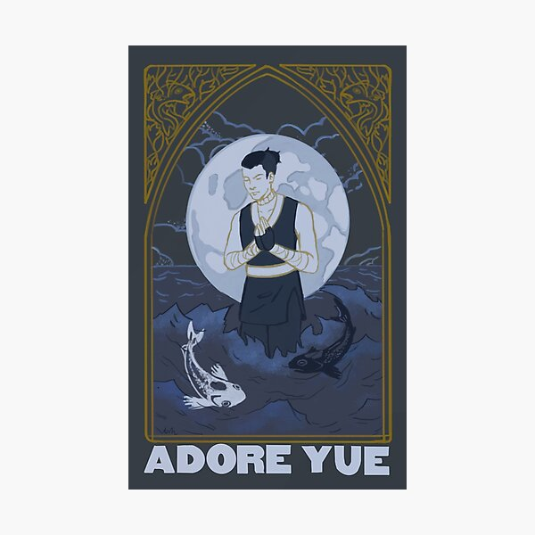 Adore Yue Photographic Print