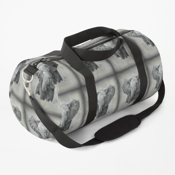 Baby Elephant Duffle Bag