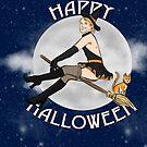 happy halloween by NikkiHomicide