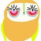 Wide Awake owl by annieclayton