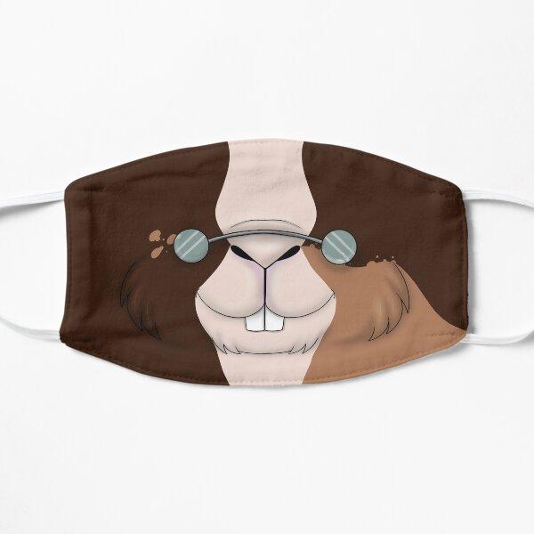 Guinea Gus Mask Flat Mask