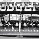 Dodgems by John Burtoft