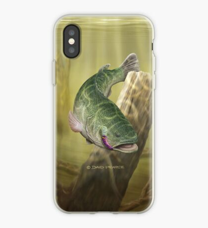 Murray Magic iPhone Case