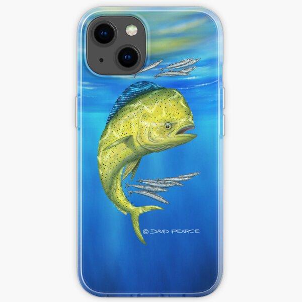 Mahi Mahi iPhone Soft Case