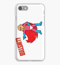 Karl Pilkington is Bullshit Man iPhone Case/Skin